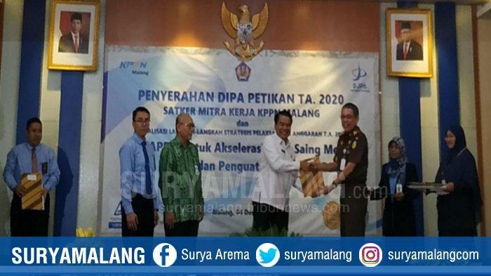 Sekda Kota Malang Ingatkan Satker Tak Diamkan DIPA 2020