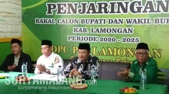 Daftar Partai Pengusung Yuhronur Efendi di Pilbup Lamongan 2020, Kuasai 19 Kursi DPRD Lamongan