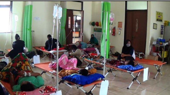 60 Korban Keracunan Massal Bukber di Magetan Masih Jalani Rawat Inap.