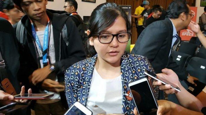 Mundur dari Sekjen PSSI dan Tolak Tawaran Sriwijaya FC, Kini Ratu Tisha Gabung Perserang Banten