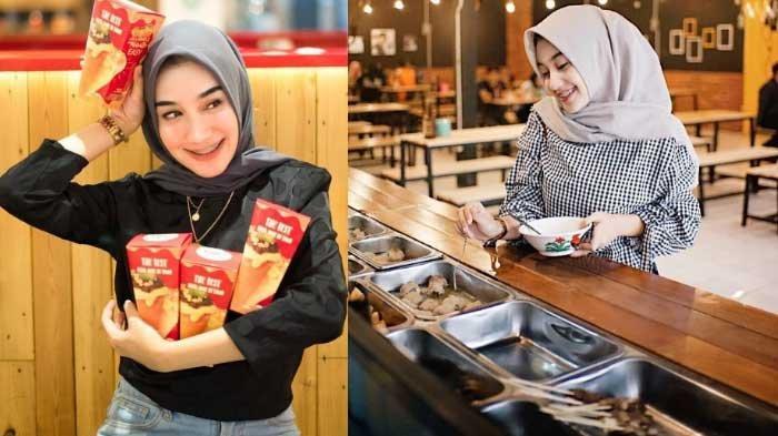 Selebgram Riska Maraya Berbagi Tips Membuat Konten Kuliner di Medsos, Bikin Agar Penonton Ngiler