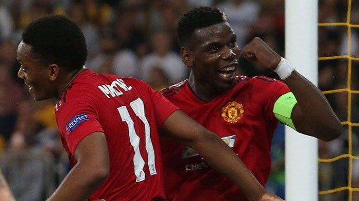 Link Live Streaming Liga Inggris Manchester United vs Bournemouth Malam Ini Pukul 21.00 WIB
