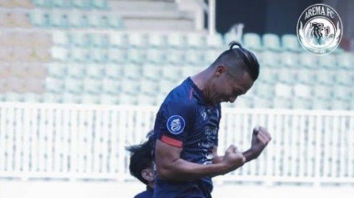 Gagal Menang Lagi, Arema FC Bermain Imbang saat Hadapi Bhayangkara FC dengan Skor Akhir 1-1