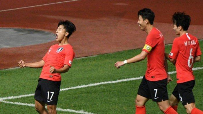 Pemain Korea Selatan Bantah Ingin Dapat Emas Asian Games 2018 Demi Hindari Wajib Militer