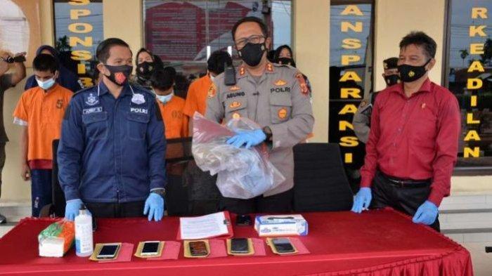 Sembilan dari 10 pria yang memperkosa gadis belia di Langsa, Aceh, sudah ditangkap polisi.