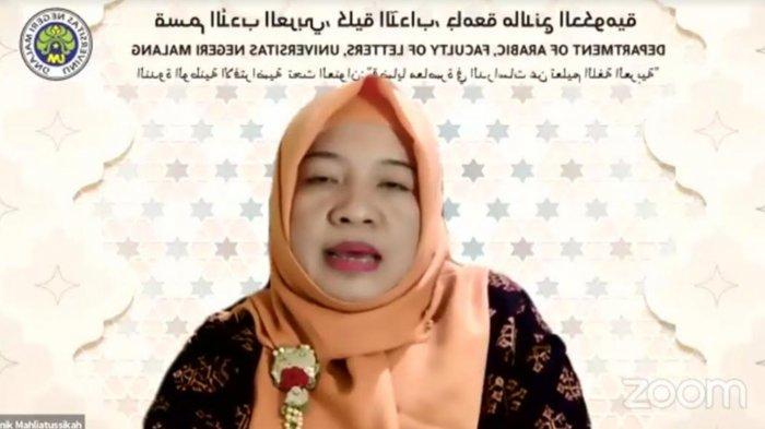 Seminar KBK Pendidikan Bahasa Arab UM Diminati Peserta Luar Negeri