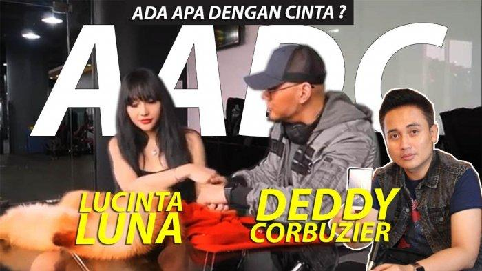Sensasi Lucinta Luna Vs Deddy Corbuzier Diungkap Denny Darko, Muncul Kartu Petir Menyambar Menara