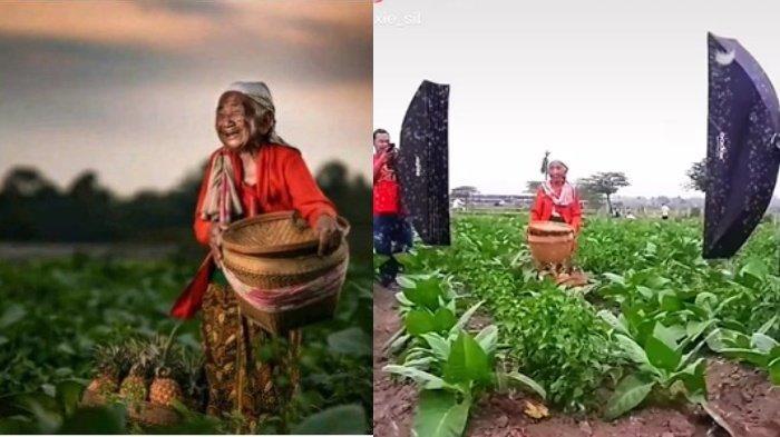 Viral Nenek Jago Jadi Foto Model Ikuti Pemotretan, Hasil Fotonya Buat Terpana hingga Tuai Pujian
