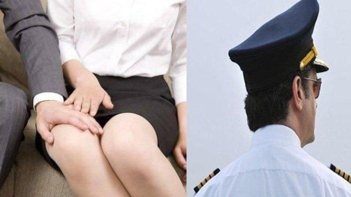 Pilot Pakai CCTV Demi Ciduk Istri Selingkuh Tapi Malah Aibnya yang terbongkar, Tiduri Ratusan Cewek