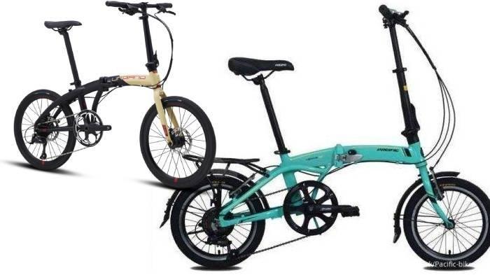 Katalog Harga Sepeda Lipat Polygon, United, Pacific, Element: Rp 2 Juta - Rp 35 Juta, Update Juli