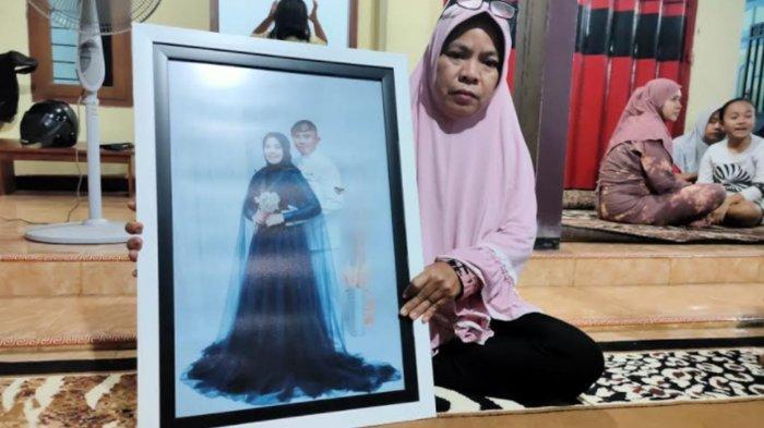 Keluarga Serda Ede Pandu Yudha Kusuma di Banyuwangi Yakin Kapal Selam KRI Nanggala-402 Ditemukan