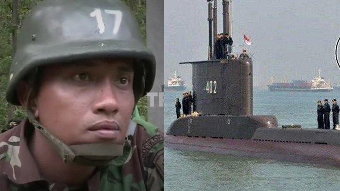 Isi Pesan Serda Setyo Wawan Kru KRI Nanggala, Anggap Nyawanya Sudah Hilang saat Kapal Menyelam