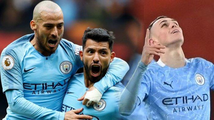 Manchester City Juara Liga Inggris, Ini Catatan REKOR Sergio Aguero dan Phil Foden yang Turut Naik