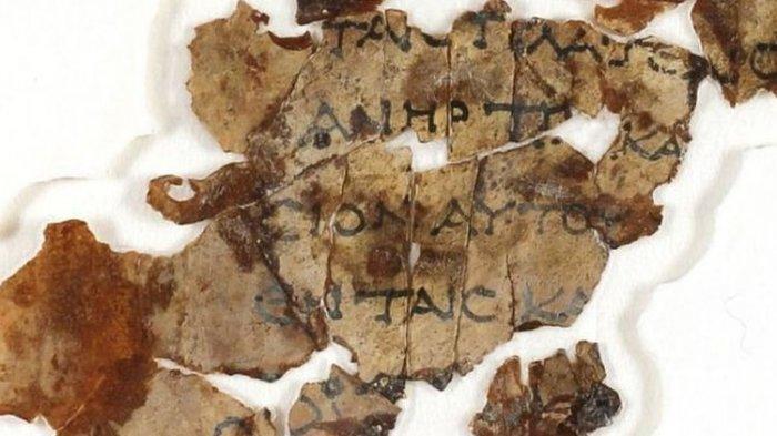 Serpihan Naskah Kuno Alkitab Ditemukan di Gua Horor Israel, Peninggalan Nabi Zakaria dan Nabi Nahum