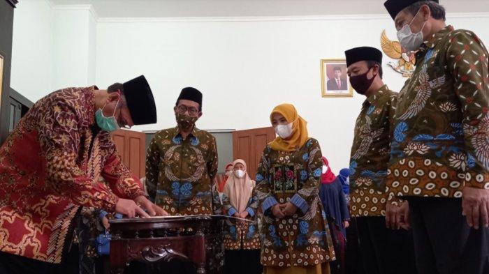 3 Kabiro UIN Maliki Malang Jalani Sertijab