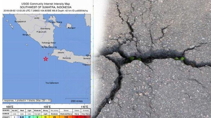 Setelah Jakarta Diguncang Gempa, BMKG Peringatkan 17 Wilayah Berpotensi Tsunami & Imbauan ke Warga
