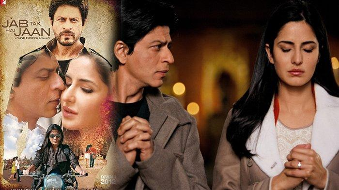 Sinopsis Jab Tak Hai Jaan Sinema Bollywood India ANTV Hari Ini 11 April 2020 Dibintangi Katrina Kaif