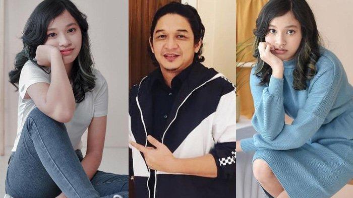 Pesona Anak Gadis Pasha Ungu yang Jarang Tersorot, Buah Hati Bersama Okie Agustina Sudah Remaja