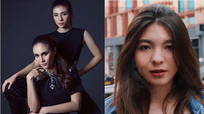 Adu Seksi Wulan Guritno dan Shaloom, Putrinya, Intip Potret 5 Pose Mereka, Siapa yang Menang?