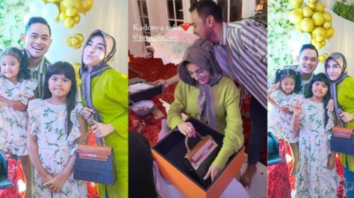 Bos Arema Juragan 99 Beri Hadiah Tas Hermes Seharga Rumah untuk HUT Istri, Netizen Ikut Termotivasi