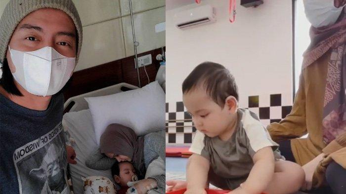 Tingkah Pengasuh Bayi Cut Meyriska Terekam CCTV, Istri Roger Danuarta Geram Kepala Anaknya Benjol