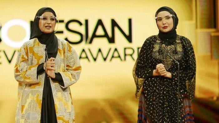 Shireen Sungkar dan Zaskia Sungkar jadi pembawa acara