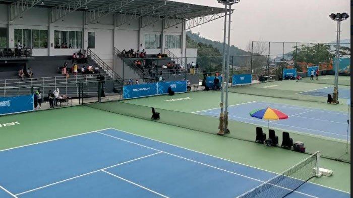 Tim Tenis Putra Jatim Lawan NTB dan Tim Putri Jatim Lawan Kalimantan Selatan Hari Ini
