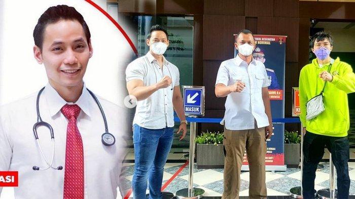 Siapa dr Dewa Nyoman? Biodata Dokter dan Ahli Hukum Teman dr Tirta Pelapor Kasus Ancaman Pembunuhan