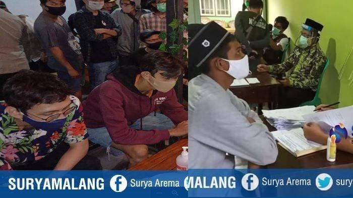 Update Transisi Masa New Normal usai PSBB Malang Raya: Sidak Kafe dan Aturan Rapid Test Ponpes