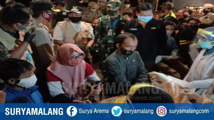 Penegakan Disiplin di Masa Transisi New Normal Kota Malang, Forkopimda Akan Terus Patroli