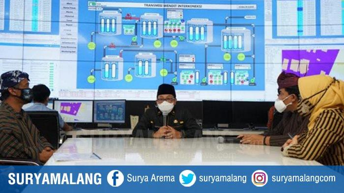 Wali Kota Malang Kecewa Pada PDAM Kota Malang Usai Melihat Kinerja dan Permasalahan yang Ada