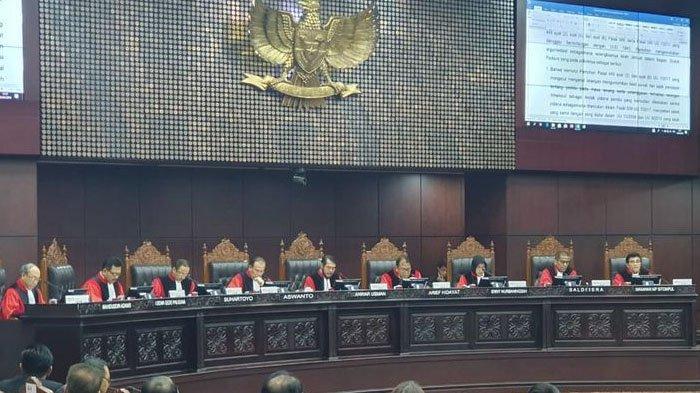 Dari Jatim, 11 Partai Politik Masukkan 41 Permohonan Gugatan ke MK untuk PHPU Pileg