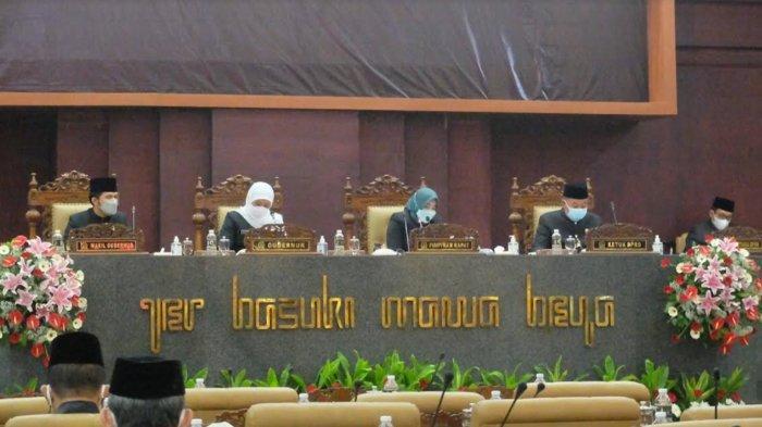 DPRD Jatim Harap HUT Jatim ke-76 di 2021 Ini Jadi Momentum untuk Bangkit