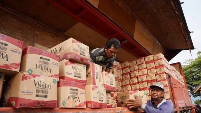 PT Semen Indonesia (SIG) Salurkan Paket Sembako Sambut Idul Fitri 2021 Senilai Rp 1,4 Miliar