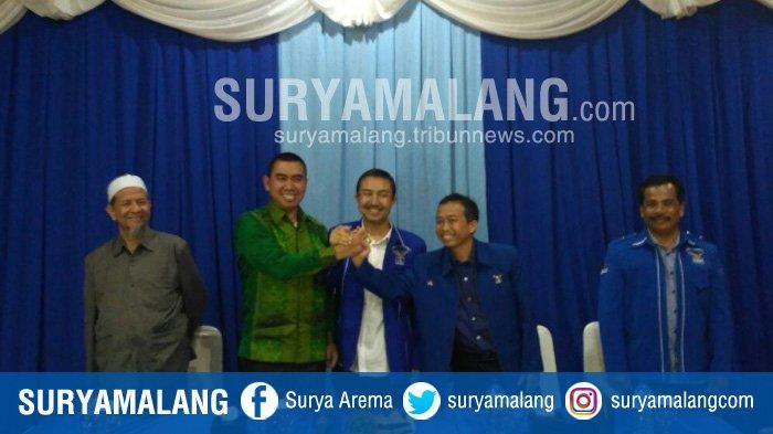 'Markas' Ketua PKB sekaligus Wali Kota Malang, M Anton, Didatangi Partai Demokrat, Ada Apa Ker?