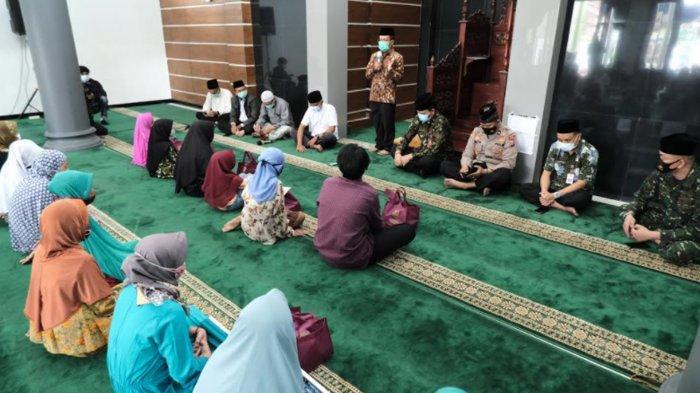 Silaturahmi Ramadan 2021, Wakil Wali Kota Batu Punjul Santoso Ajak Warga Sumberejo Gali Potensi Desa