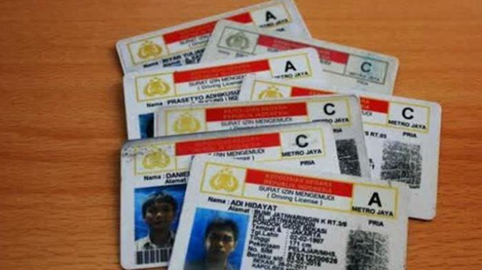 Cara Daftar Perpanjang SIM C dan SIM A via Online, Daftar Lewat sim.korlantas.polri.go.id dan Syarat