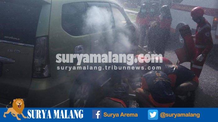 Begini Suasana Peringatan Hari Kesiapsiagaan Bencana Nasional di Kota Malang