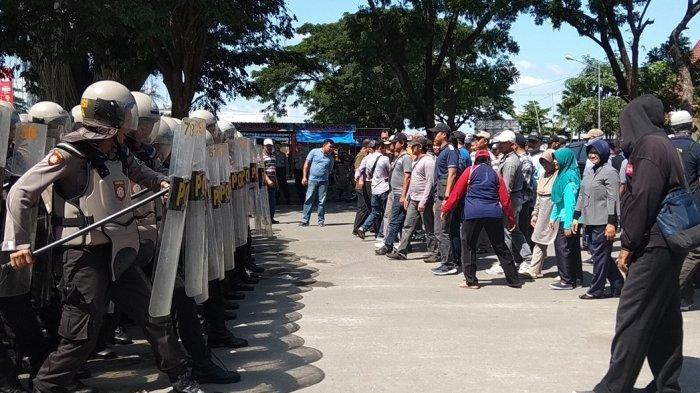 Pengamanan Antisipasi Adanya Pemungutan Suara Ulang Pada Pemilu 2019 Di Kota Blitar