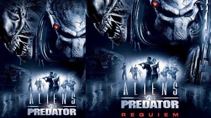 Sinopsis Alien VS Predator : Requiem BIG MOVIES GTV, Selasa 9 Juli 2019, Kisah Pertarungan Alien
