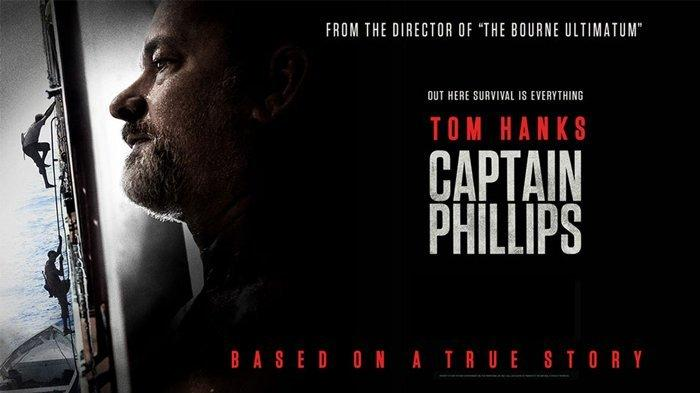 Sinopsis Captain Phillips dan Live Streaming BIOSKOP TRANS TV, Kisah Nyata Pembajakan Kapal