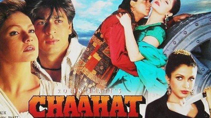 Sinopsis Chaahat, Film India ANTV Hari Ini Sabtu 18 April 2020 Jam 14.30, Dibintangi Shah Rukh Khan
