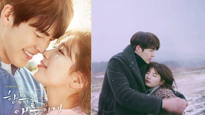 Sinopsis Drama Uncontrollably Fond Episode 10 di Indosiar Hari Ini: No Eul Berniat Menabrak Hyun Joo