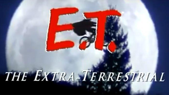 Sinopsis Film ET the Extra Terrestrial BIG MOVIES GTV dan Live Streaming, Saat Alien Datang ke Bumi