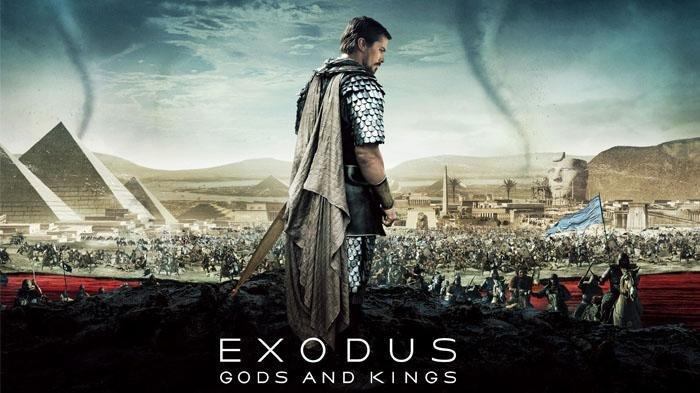 Sinopsis Film Exodus: Gods and Kings BIG MOVIES GTV dan Live Streaming, Kisah Pembebasan Budak