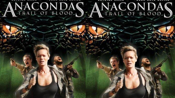 Sinopsis Film Anacondas: Trail of Blood Malam Ini di TransTV Jam 23.00 WIB, Teror 2 Anaconda Genetik