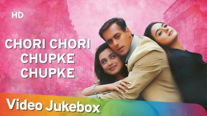 Sinopsis Film Chori Chori Chupke Chupke, Mega Bollywood ANTV Hari Ini, Dibintangi Rani Mukerji