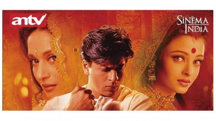 Sinopsis Film Devdas, Mega Bollywood ANTV Hari Ini, Dibintangi Oleh Shahrukh Khan