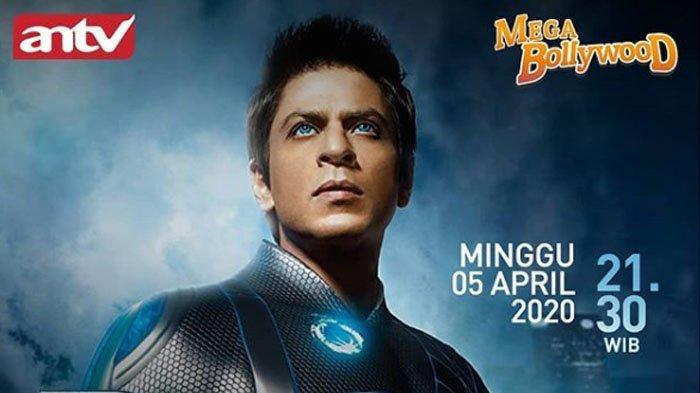 Sinopsis Film Ra One, Mega Bollywood India ANTV Jam Tayang Hari Ini 5 April 2020, 21.30 WIB