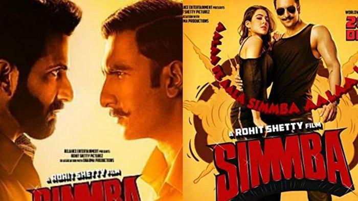 Sinopsis Film Simmba Sinema Bollywood India Antv Hari Ini Kisah Polisi Tobat Surya Malang
